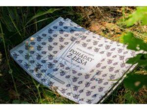 Kniha Pohádky z lesa v trávě