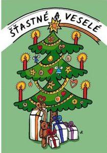 Jitka Koldová - Vánoční pohlednice